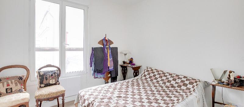 FAUBOURG POISSONNIÈRE - Réhabilitation complète d'un appartement de75 m2