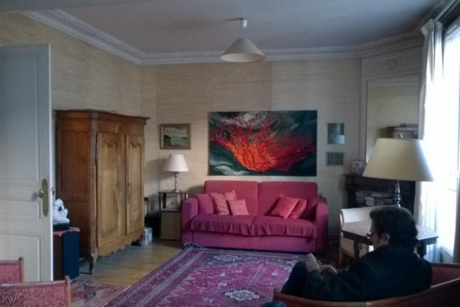 GAMBETTA - Restructuration complète d'un appartement de 70m2